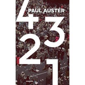Autore: Paul Auster. Titolo: 4321